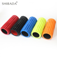 SHIBADA Floating Point Fitness Gym Exercises EVA Foam Yoga Roller for Physio Massage Roller Pilates Tight Muscles Yoga Block