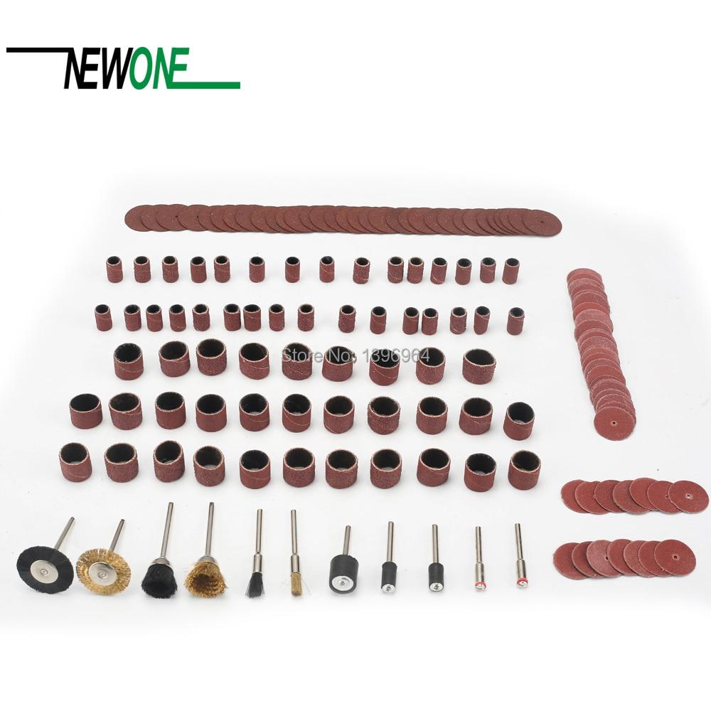 150pcs Rotary Tool Accessory Bit Set Grinding Polishing Accessories for Dremel