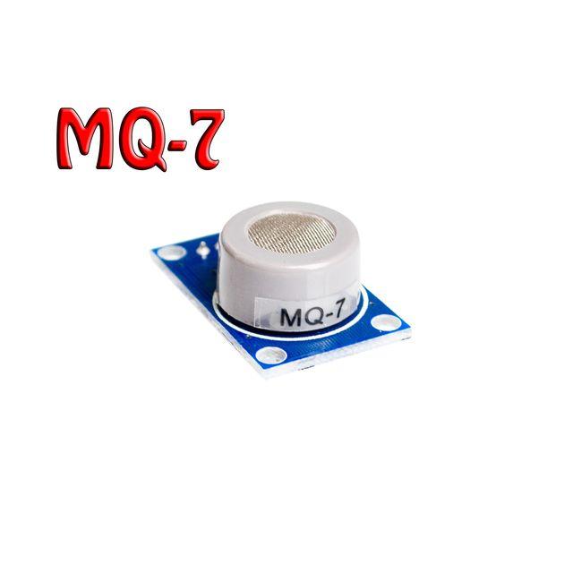 New MQ-7 MQ7 Carbon Monoxide CO Gas Sensor Detection Module For Arduino Free Shipping