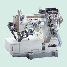 3Needles 5 Treads auto trim treads Automatic stretch sewing machine KX500-01CB/EUT