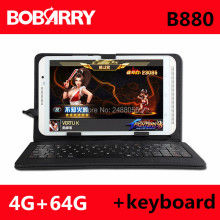 BOBARRY 8 Inch Tablet Computer Octa Core B880 Android Tablet Pcs 4G LTE mobile phone ram 4G  rom 64G android tablet pc 8MP IPS