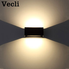 Waterproof outdoor wall lamp modern LED door light garden  Light fixture terrace balcony