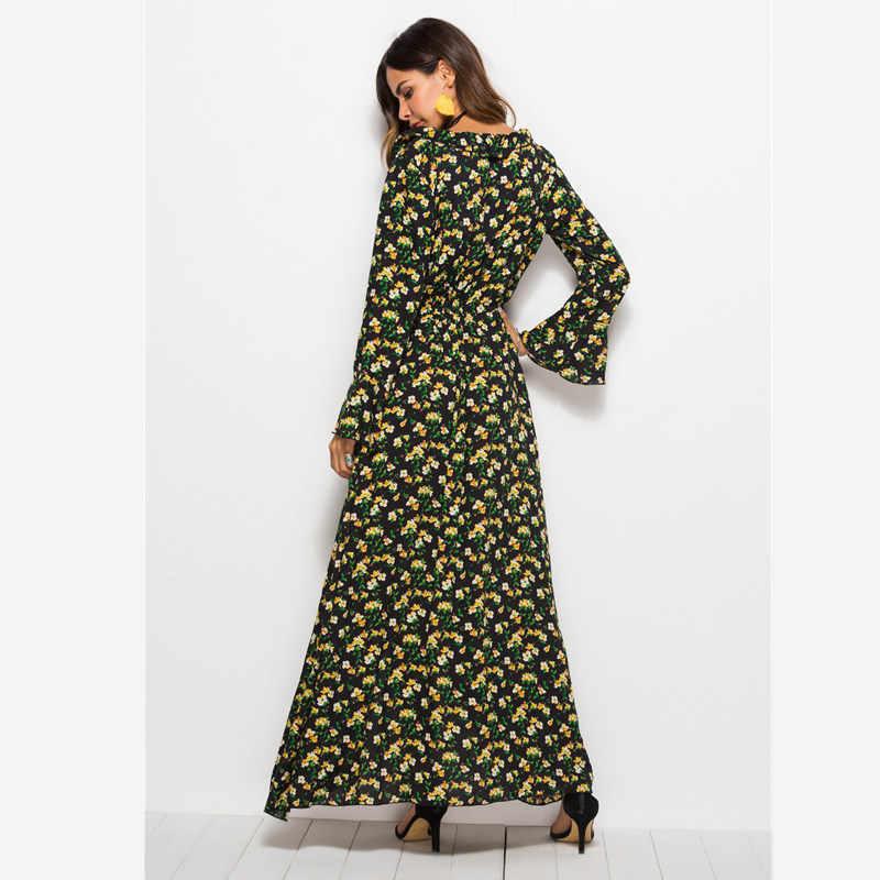 Vestidos largos primavera 2019