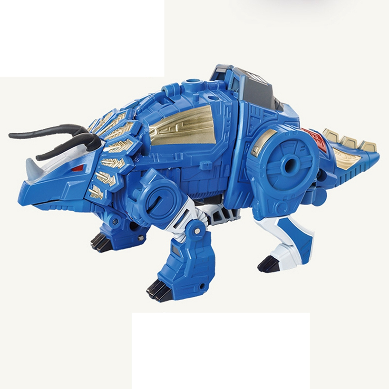 Dinosaur Transformation Toy Black Mamba Movie 5 KO Cool Deformation Action Figure Robot H6002 in Action Toy Figures from Toys Hobbies