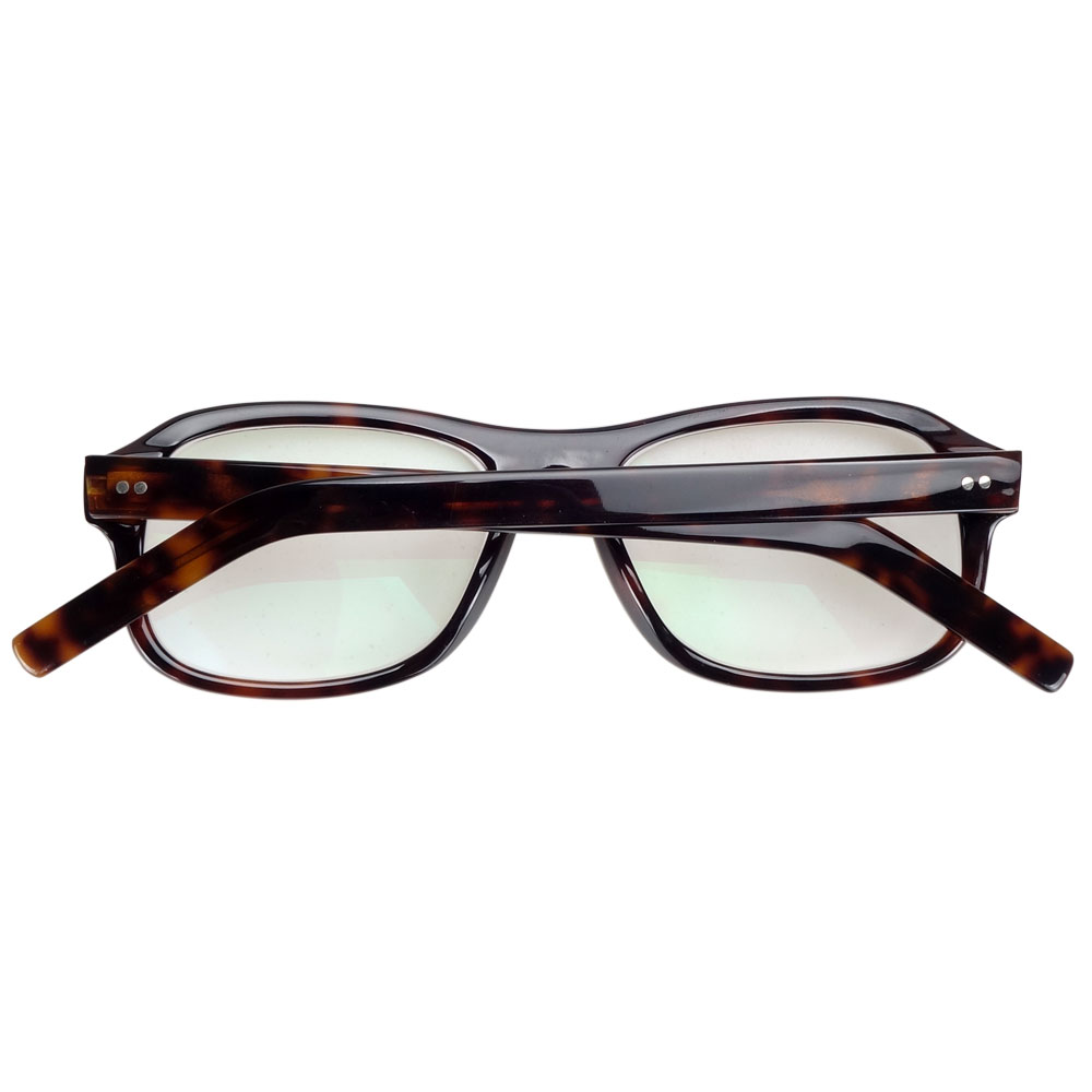 Image 4 - Kingsman The Golden Circle Eyeglasses Frames with Anti reflective lens computer glasses-in Men's Eyewear Frames from Apparel Accessories