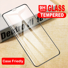 For iPhone XS Full Coverage Protective Glass For iPhone XS Max Screen Protector Full Tempered Glass film For iPhone Xr X Glass