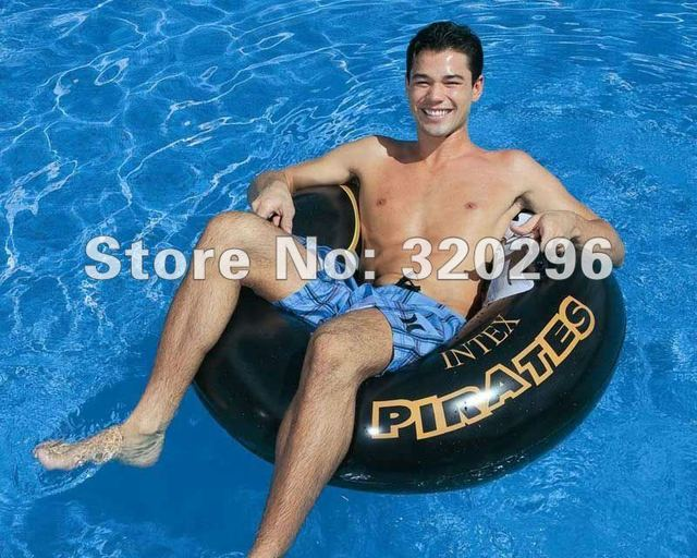 High Quality Intex Pirate Swim Tube With Handle/ Intex-58268