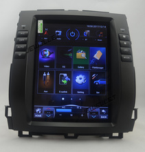 10.4″ tesla style vertical screen android 6.0 Quad core Car GPS radio Navigation for Toyota Prado Lexus GX470 2002-2009