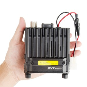 Image 3 - QYT KT 8900D 25W רכב רכוב שתי דרך רדיו שדרוג KT 8900 מיני נייד רדיו עם Quad Band גדול LCD