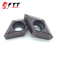 DCMT11T304 HMP carbide inserts Internal Turning tool DCMT 11T304 Lathe Tools Milling cutter CNC tool
