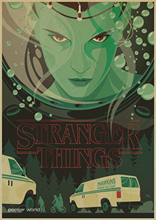 Stranger Things Wall Posters