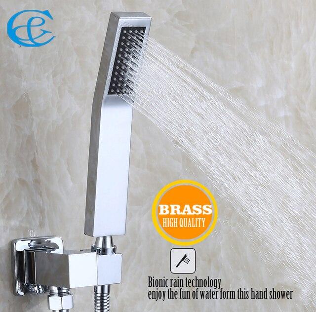 C&C Handheld Showerheads Hand Shower Bathroom HandHeld Shower Head ...