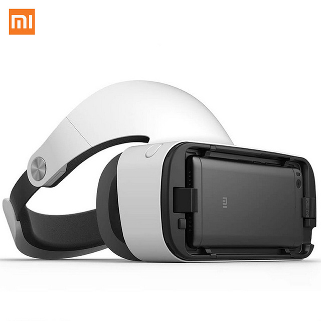 Original Xiaomi VR 3D Virtual Reality Glasses with Remote Controller  for Xiaomi 5 / 5s / 5s Plus / Note 2