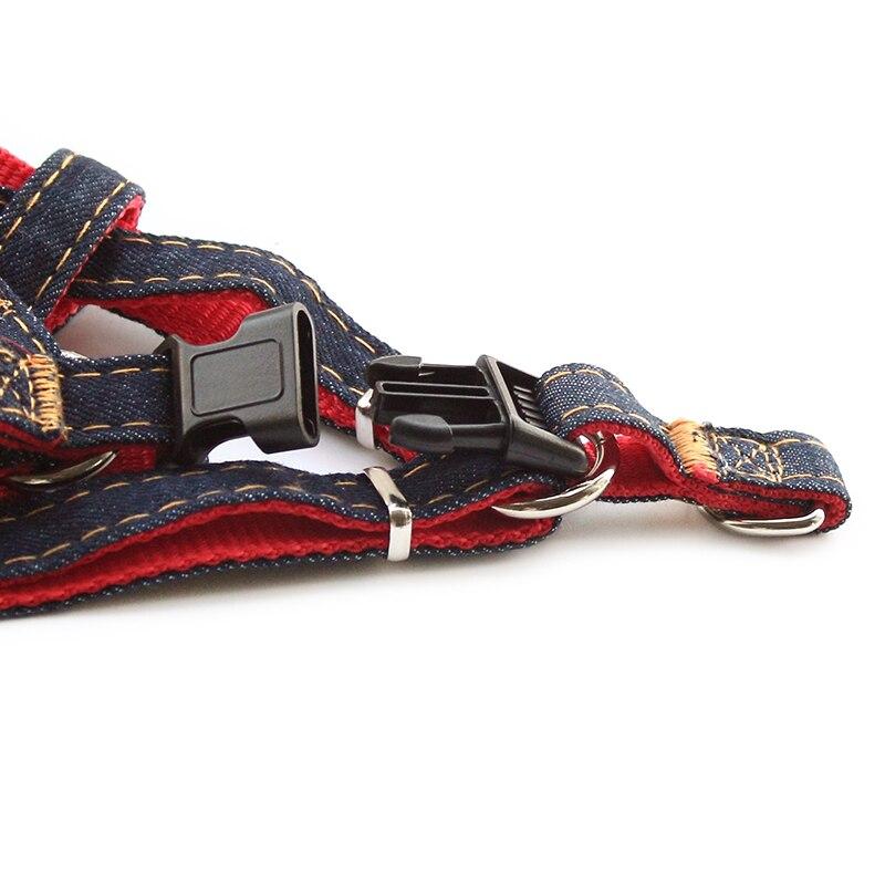 Tienda Armi Denim Material de nylon Arnés para perros Correa Para - Productos animales - foto 5