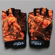 Охотничьи перчатки камуфляжные перчатки для стрельбы рыболовные тактические перчатки защита от солнца для сохранения теплого ветра