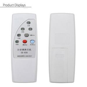Image 3 - Handheld rfid leitor de cartão handheld rfid escritor 13 pces 125khz leitor de cartão escritor copiadora duplicador com 6 cartões/tags kit