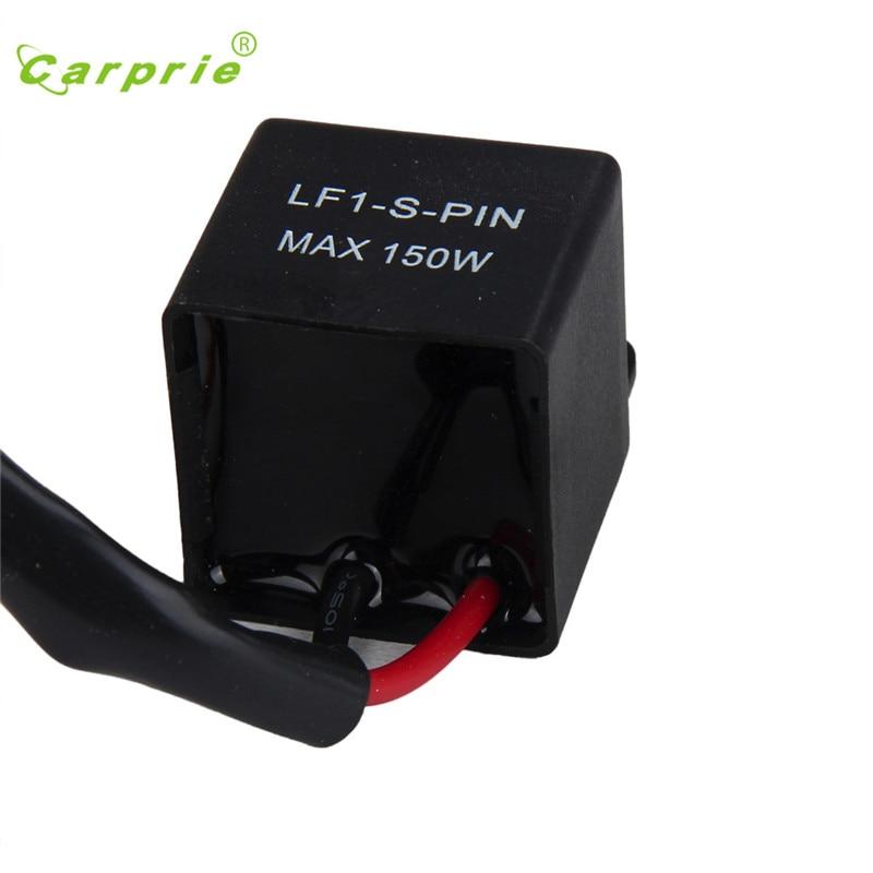 AUTO Vente Chaude 12 V Réglable Fréquence LED Relais Clignotant Moto Clignotants Indicateur Moto fix Clignotant Indicateur Au 06