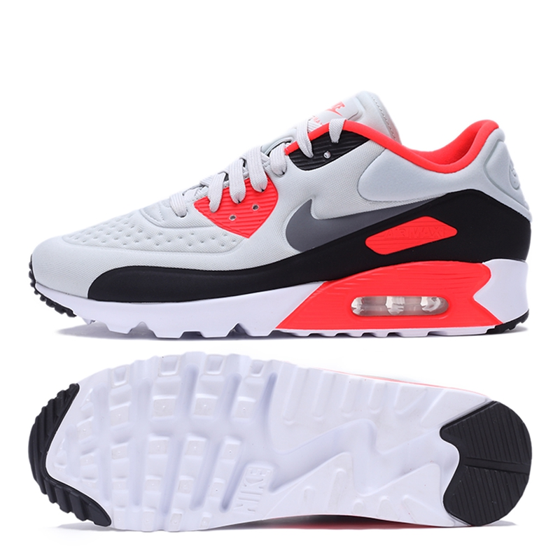 outlet store 57e71 2feec Original Authentic NIKE AIR MAX 90 ULTRA SE Men s Running Shoes Sport  Outdoor Sneakers Comfortable Breathable 2018 New Arrival-in Running Shoes  from Sports ...