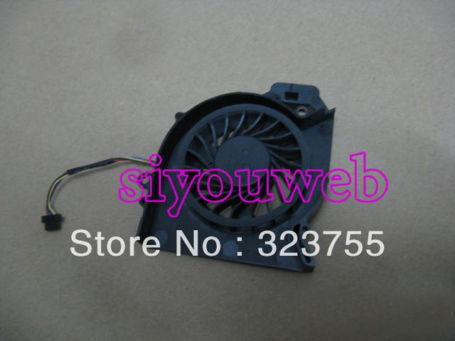 New cpu laptop original ventilador de refrigeração para hp pavilion dv6-6005ea dv6-6005ec dv6-6005ef, frete grátis