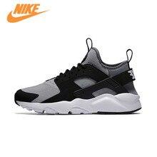 Original NIKE 2017 Summer AIR HUARACHE RUN ULTRA Men's Running Shoes Sneakers Trainers