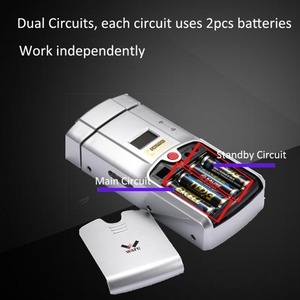 Image 5 - WAFU 011A חכם מנעול מנעולי Tuya Wifi Bluetooth מנעול טביעת אצבע מנעול טלפון שליטה מרחוק בקרת אצבע מגע מנעול בלתי נראה
