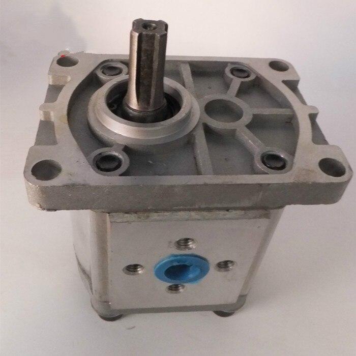 CBN-E306 6.3 déplacement 16MPA haute pression pompe à engrenages hydraulique pompe à huile petit déplacement