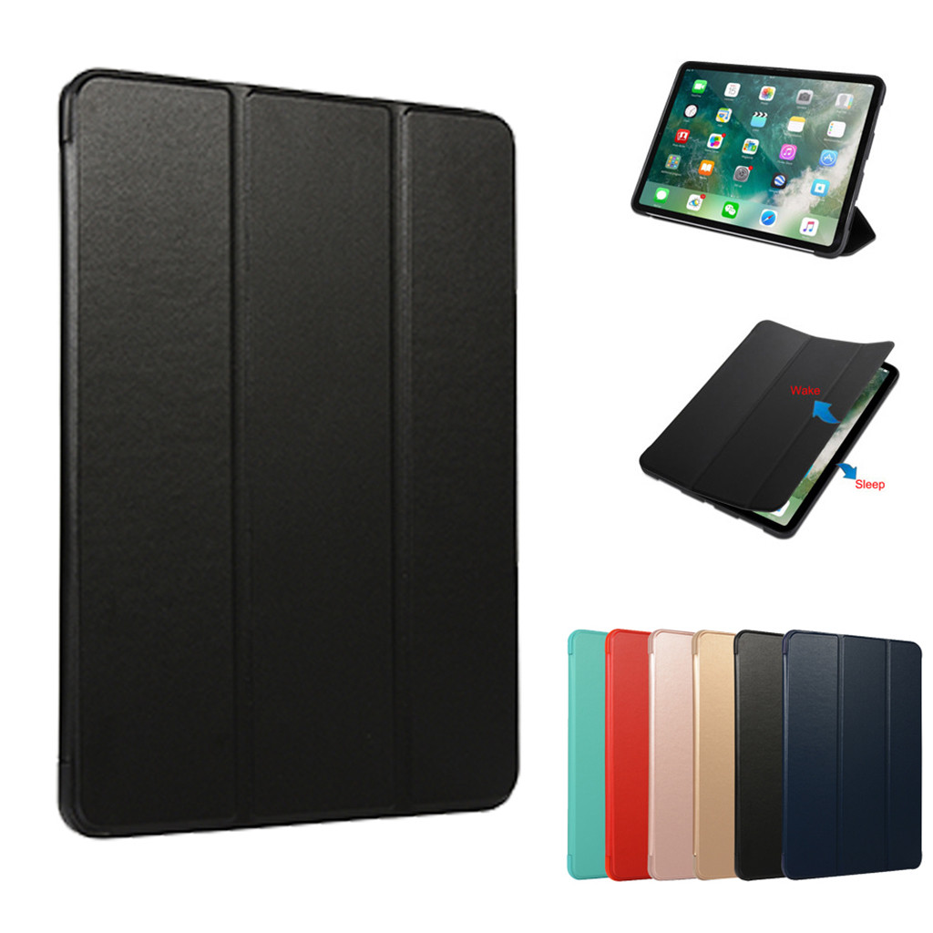 The Cheapest Price For Ipad Pro 11-inch 2018 Slim Stand Magnetic Leather Silicone Folio Case Cover 11.21 Superior (In) Quality