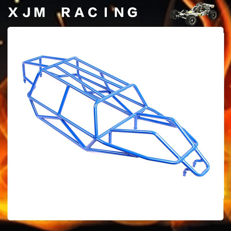 1/5 rc car Alloy roll cage for 1/5 scale HPI Rovan Baja 5B toy parts free shipping alloy roll cage for baja 5b