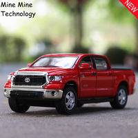 Double Horses 1 36 Free Shipping Toyota Tundra Truck Alloy Diecast Car Model Pull Back Toy