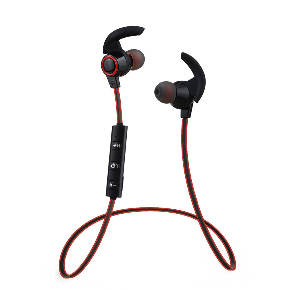 Daono 810 Sport Running Bluetooth Headset Wireless Earphone Headphone Bluetooth Earpiece With Mic Stereo Earbuds For all phone