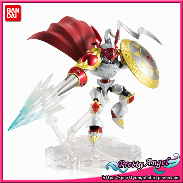 PrettyAngel ของแท้ Bandai Tamashii Nations NXEDGE สไตล์ NO 0036 Dukemon Action FIGURE