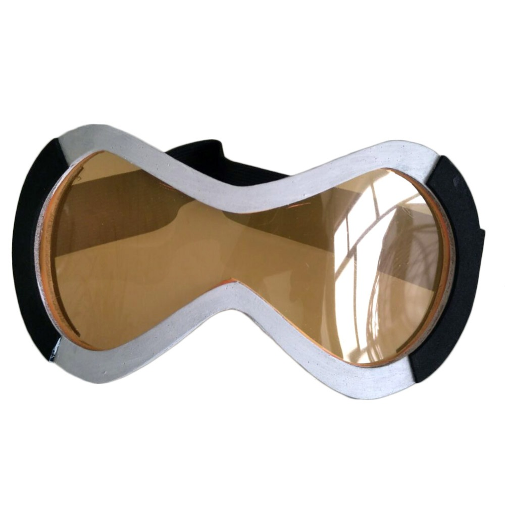 Game Overwatch Tracer Lena Oxton Glasses Eye Mask OW Goggles Cosplay Anime Props