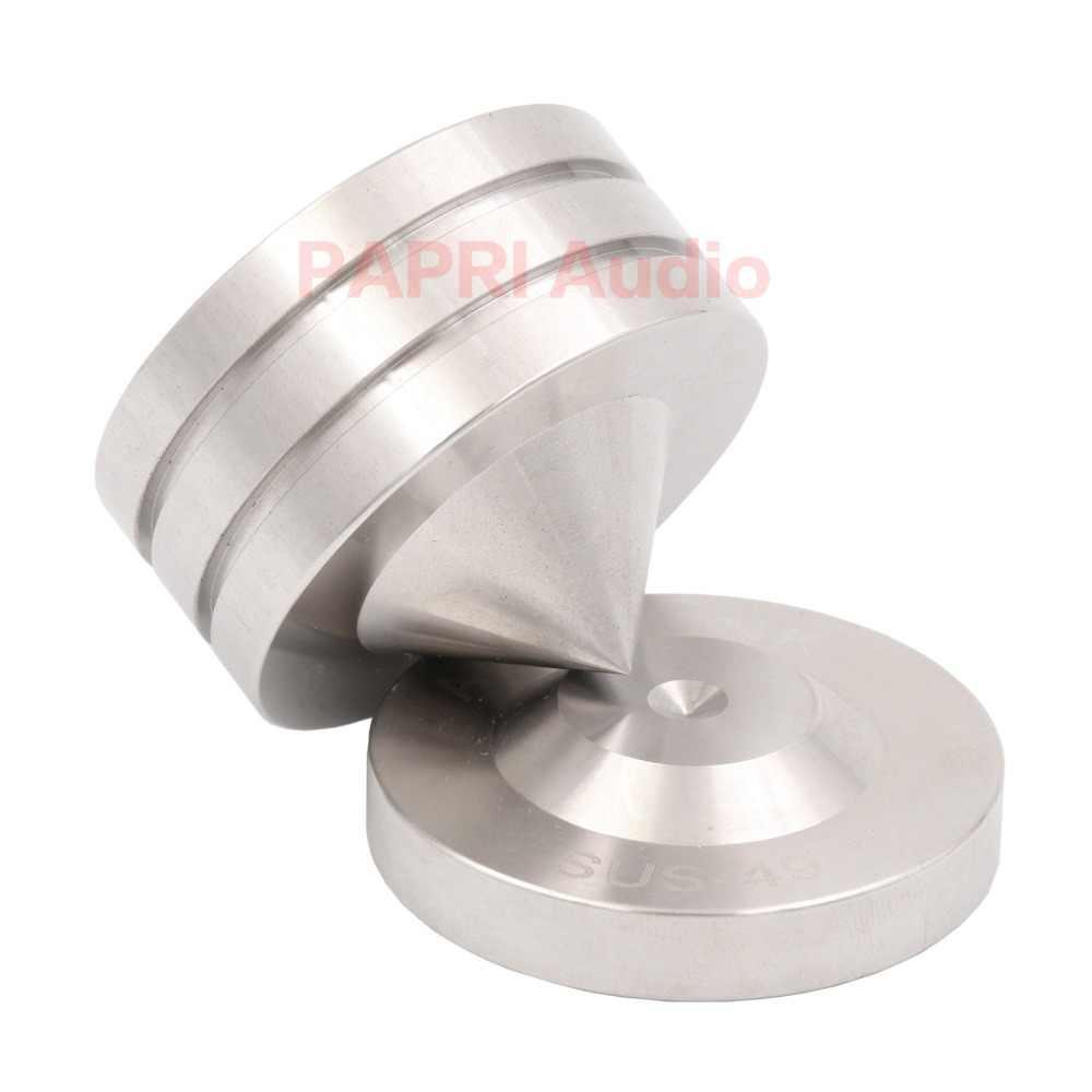 PAPRI 39 мм * тонкий УФ-фильтр 49 мм с 304 Нержавеющаясталь шипы-подставки под аудио-колонки усилитель DAC для рабочего кабинета поворотные подставки Кронштейн средства ухода за кожей стоп колодки 1 шт.
