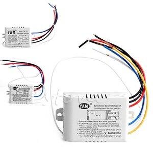 Wireless 1/2/3/ Channel ON/OFF