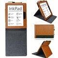 Чехол-подставка для Pocketbook 840 InkPad 2 eReader 8 дюймов из искусственной кожи pocket book 840-2 ink Pad Подарочный стилус