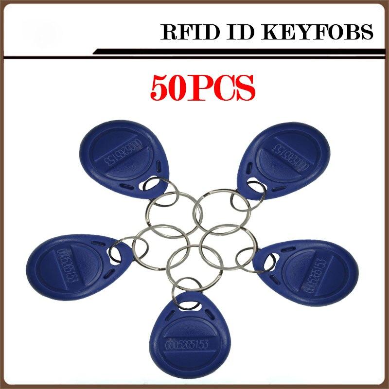 50pcs RFID Card 125kHz RFID Key Pegatinas Id Card Nfc Tags Stickers Nfc Card For Access Control System Timeclock 20pcs rfid card 125khz rfid key id card nfc tags pegatinas nfc card adesivo for access control system timeclock
