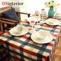 Edimburgo DSinterior Algodão capa de almofada de linho toalha de mesa de renda custom made
