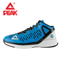 PEAK SPORT Tony Parker TP9 II Men Basketball Shoes Gradient Dual FOOTHOLD Tech Athletic Breathable Sneaker