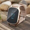 XINJIA Relógio de Rastreamento de Crianças Idosos Posicionamento Inteligente Suporte iOS android GPS LEVOU Relógio de Pulso Digitais T58