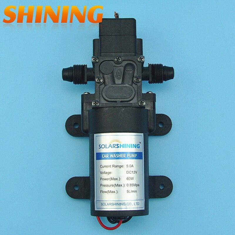 free shipping high pressure water pump with car washing brush car rh aliexpress com