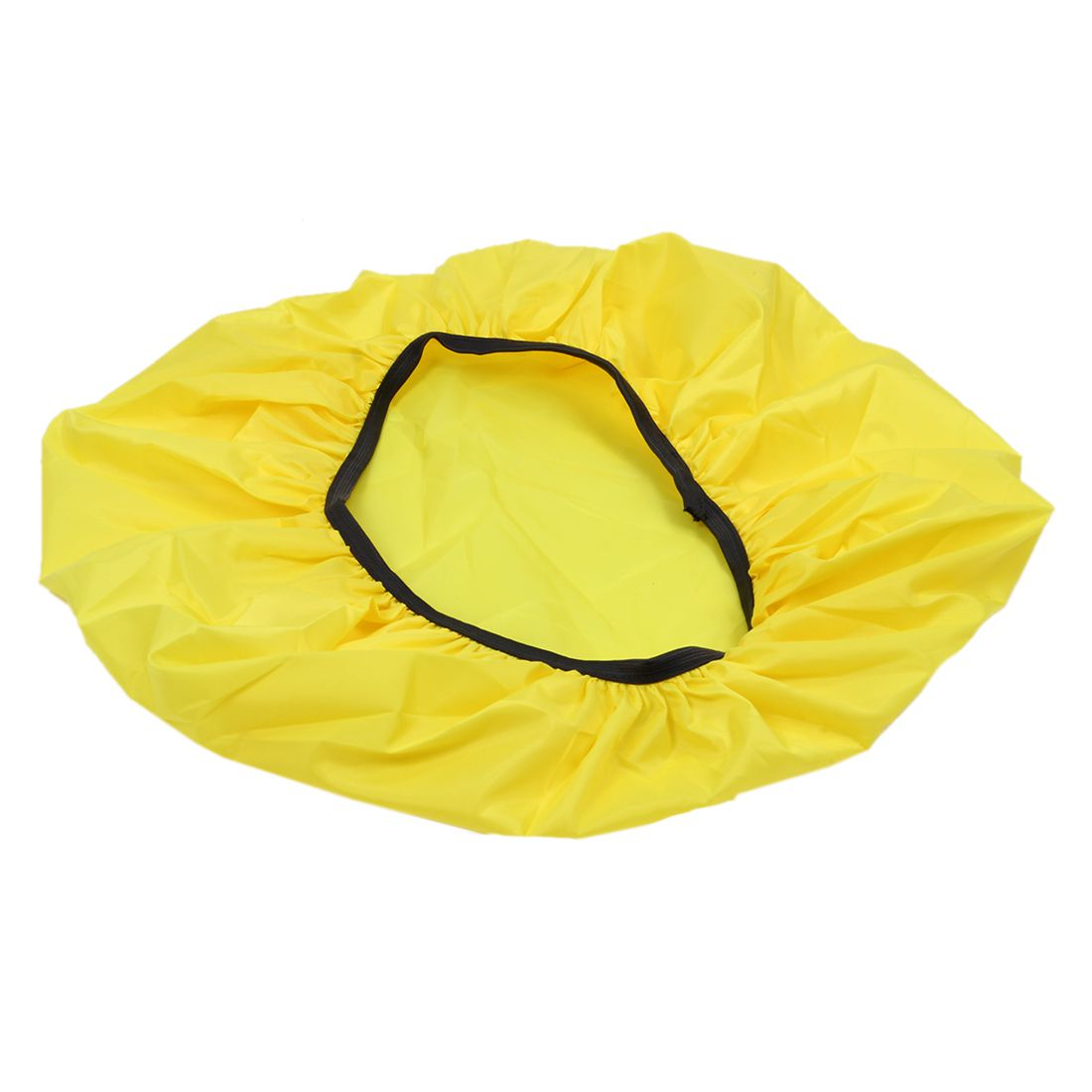 New Waterproof Travel Accessory Backpack Dust Rain Cover 35L,Yellow