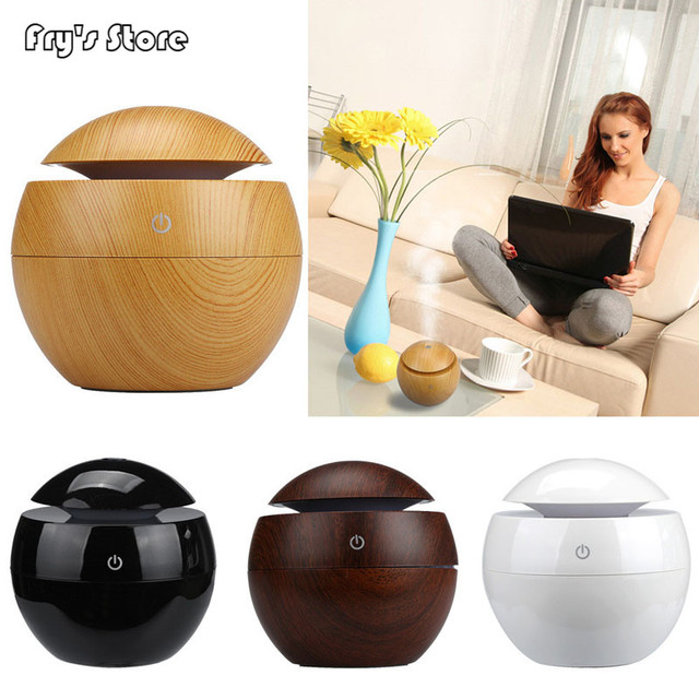 High Quality LED Aroma Ultrasonic Humidifier USB Essential Oil Diffuser Air Purifier Vovotrade Air freshener For Home,Office