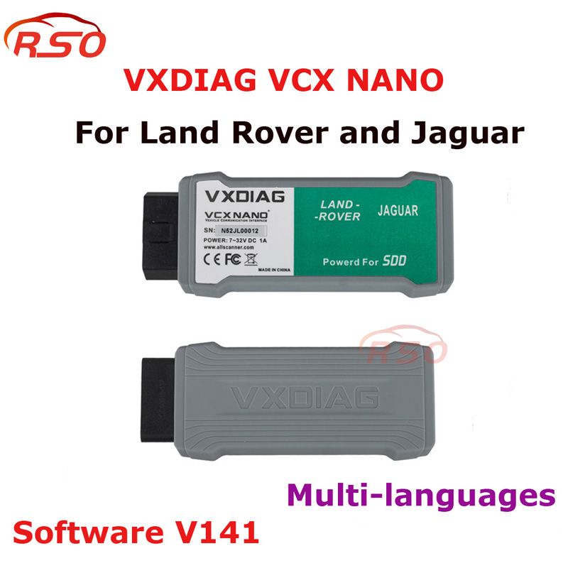 VXDIAG VCX NANO for L-and Ro-ver & J-agu-ar Software SDD V145 Offline Engineer Version For All Protocols VXDIAG VCX NANO j greer nano and giga challenges in microelectronics