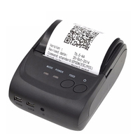 ZJIANG Wireless Android Bluetooth Thermal Printer 58Mm Mini Bluetooth Thermal Receipt Printer Bluetooth Android Us Plug