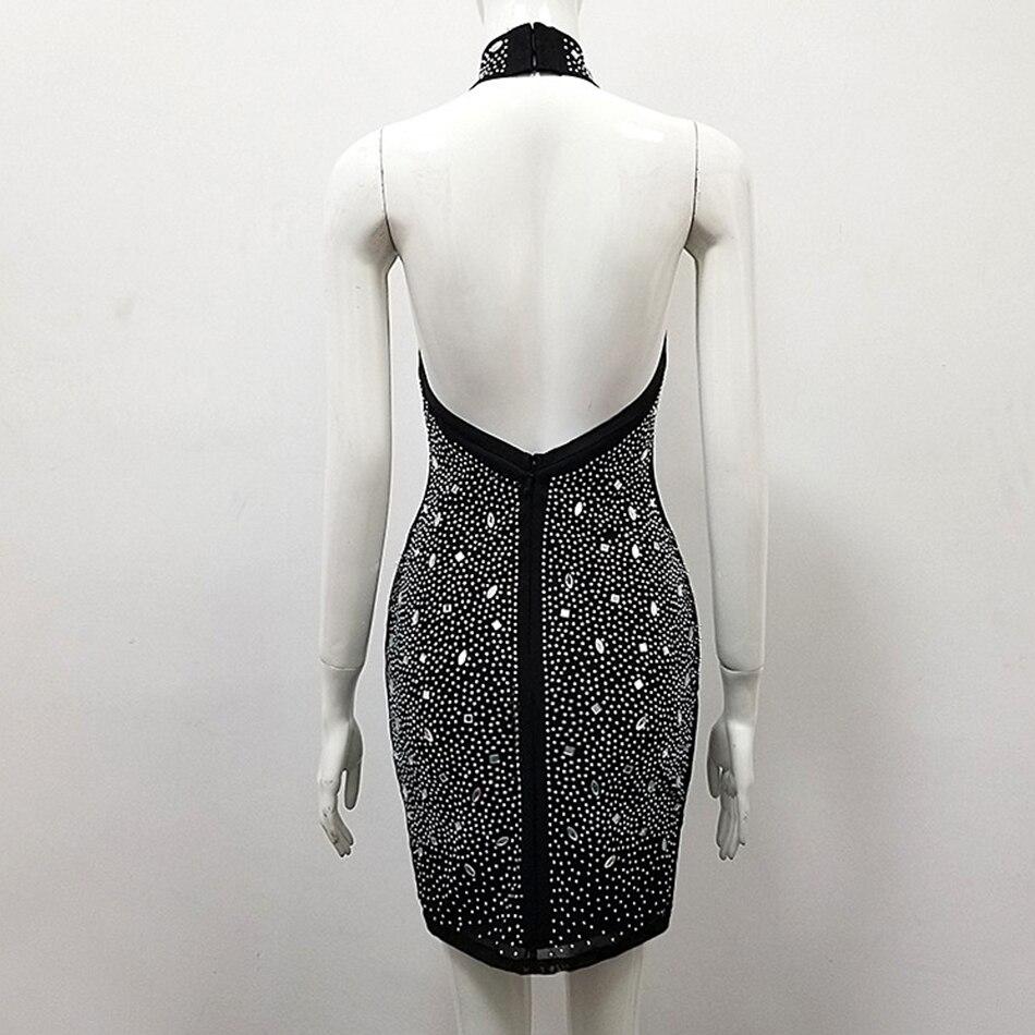 Khaki Dress discount Backless 12