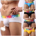 2016 Comfy Sexy Underwear Men Men's Boxer Shorts Bulge Pouch soft Underpants