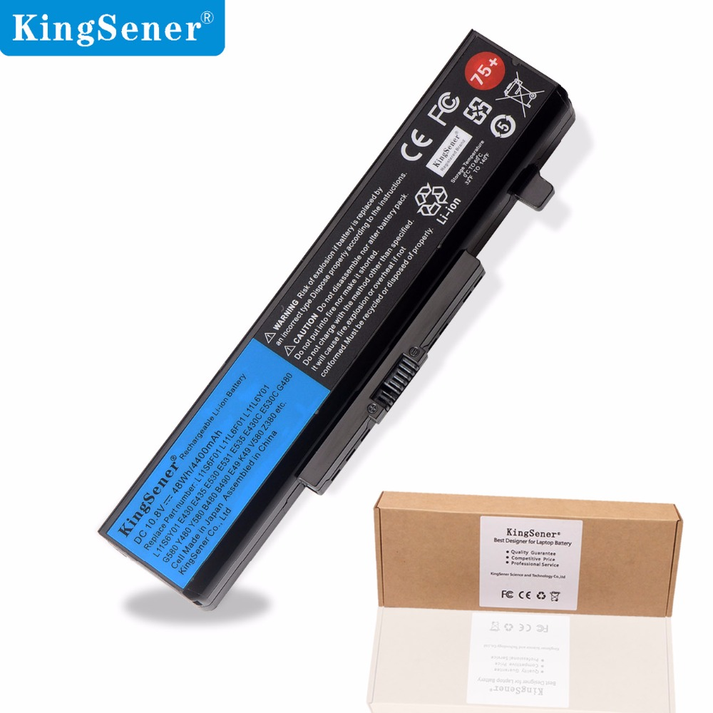 4400mAh KingSener Laptop Battery for Lenovo ThinkPad Edge E430 E431 E435 E530 E531 E535 E540 E430C Y480 G480 45N1043 45N1042 new original cpu cooling fan for lenovo thinkpad e430 e435 e430c e530 e535 heatsink 4 pins dc 5v cooler free shipping