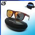 PB8105 Óculos De Sol Dos Homens De Madeira de Bambu óculos de Madeira Óculos de Sol Das Mulheres Designer De Marca Original para feminino oculos de sol masculin