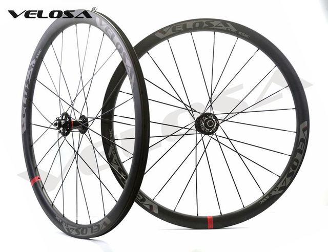 c3fc8373c0d Velosa AS35 Road Disc Brake wheelset