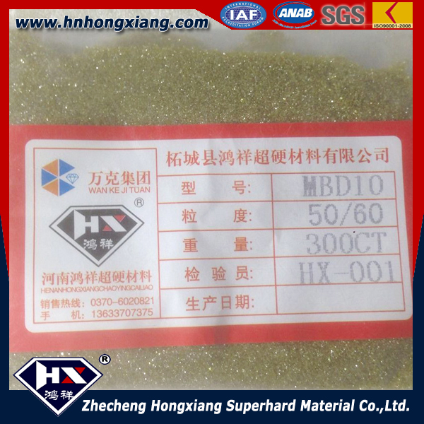 Tools Official Website 40/45 Mbd10 Industrial Synthetic Rough Diamond For Making Diamond Segment To Be Highly Praised And Appreciated By The Consuming Public